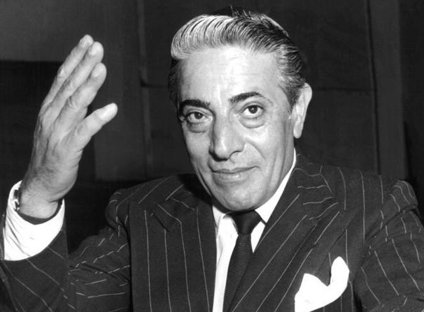 On this day: March 15th 1975, Aristotle Onassis dies 24