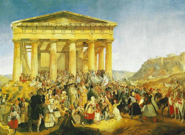 Celebrating March 25- the Greek Revolution 9