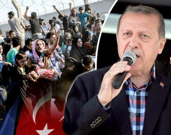 Turkey threatens Europe with 15,000 refugees a month via Greece 5