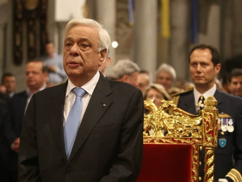 We need a united, not fragmented Europe: Greek President 9