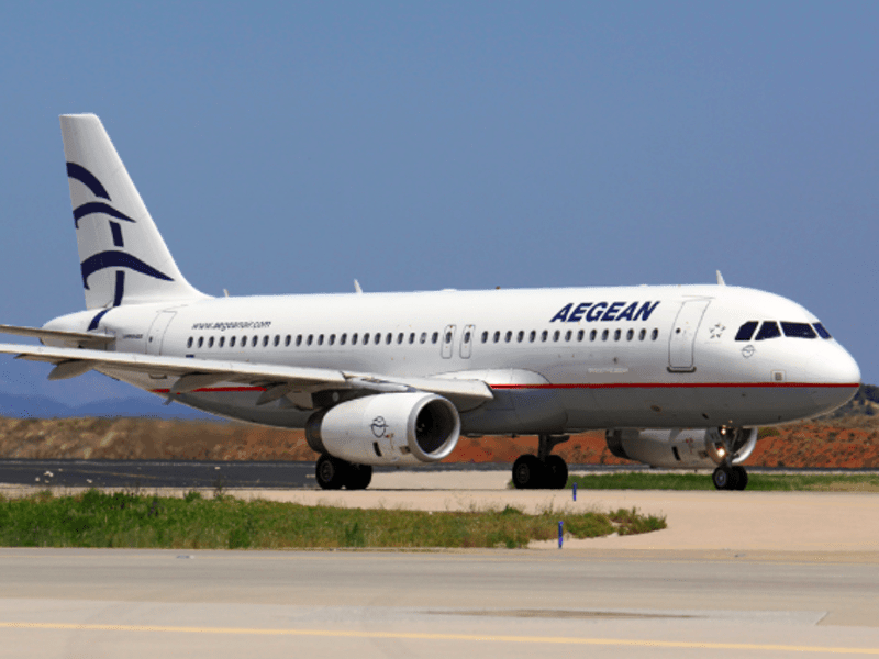 Holy Flame about to arrive in Athens & transferred by Aegean across Greece 5
