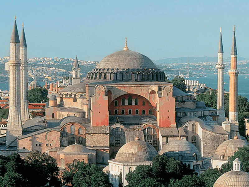 Erdogan set to hold Muslim Prayer at Hagia Sophia on Good Friday 27