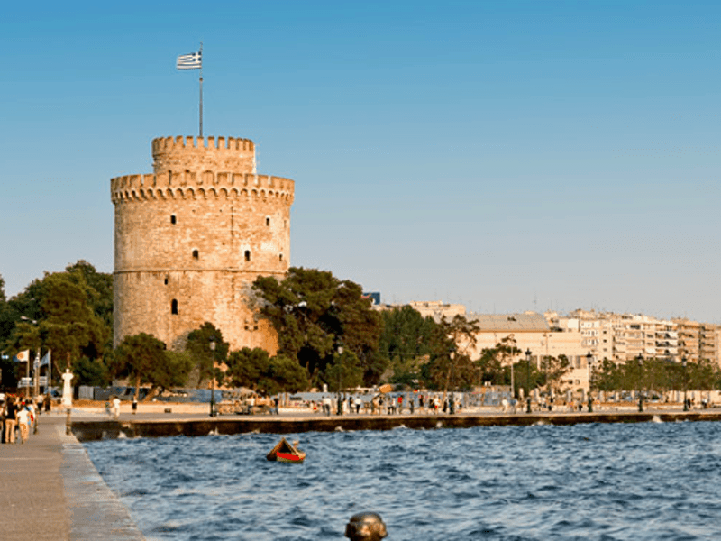 German acquisition of Thessaloniki Port Authority goes ahead 1