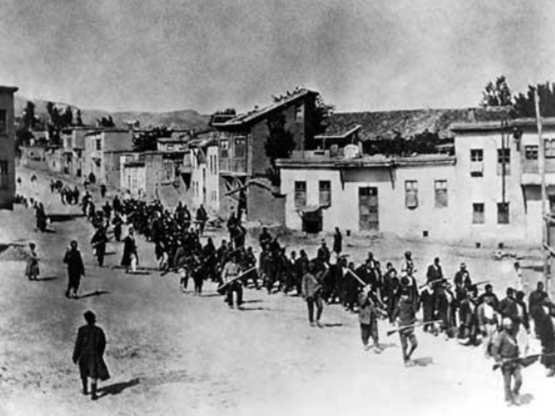 April 24- Commemorating Armenian Genocide 19