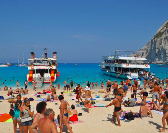 Greek tourism to spread its wings with 6000 additional flights 6