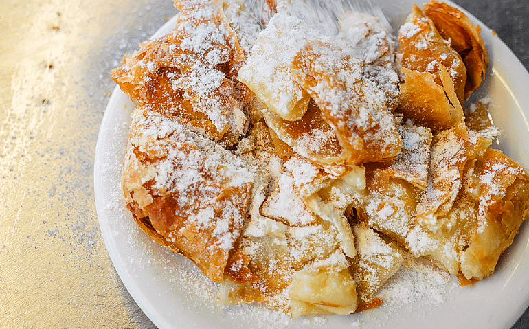 Thessaloniki's Top 5 Bougatsa 9