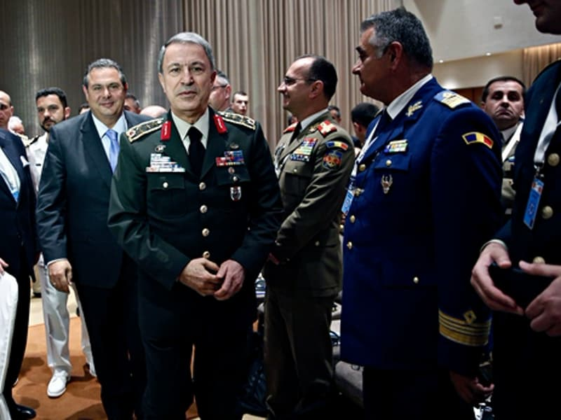 Greek, Turkish Military chiefs meet in Athens as Greek President calls for regional stability 40