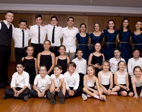 Young teacher with true passion for Greek dance 42