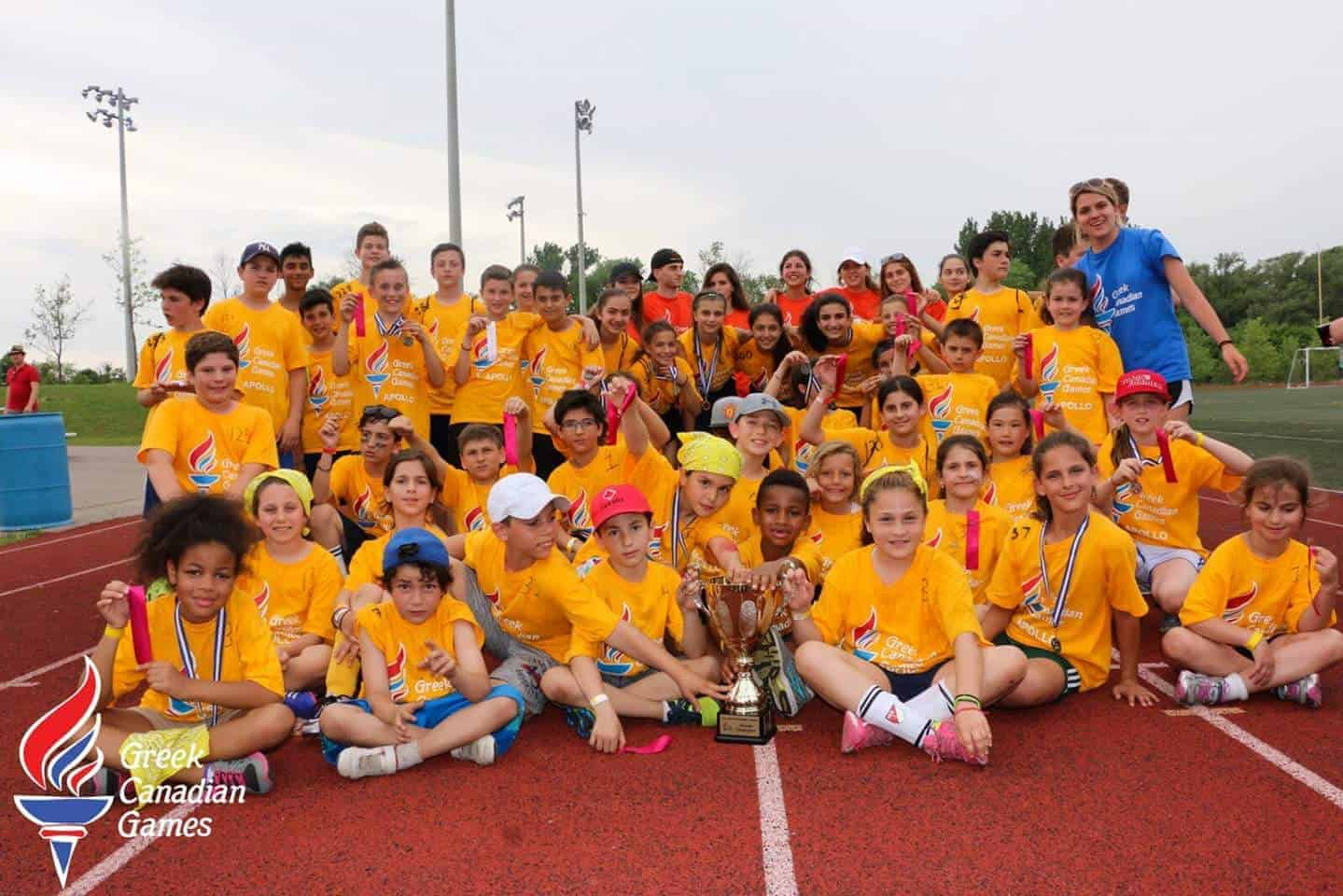 Annual Greek-Canadian Games connecting Hellenic Youth across Toronto 49