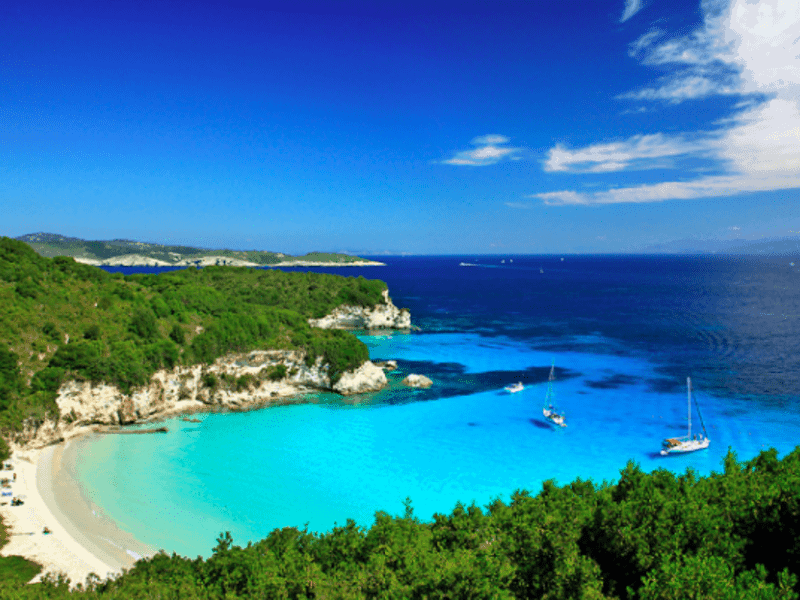 Greece's 6 secret beaches you will fall in love with 11