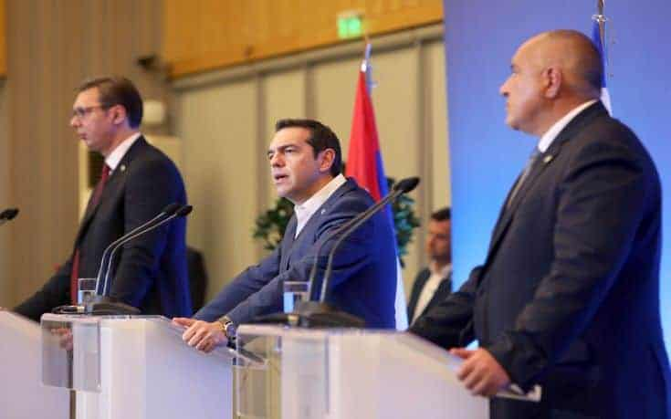 Serbia, Bulgaria and Greece re-affirm their Balkan bonds 2