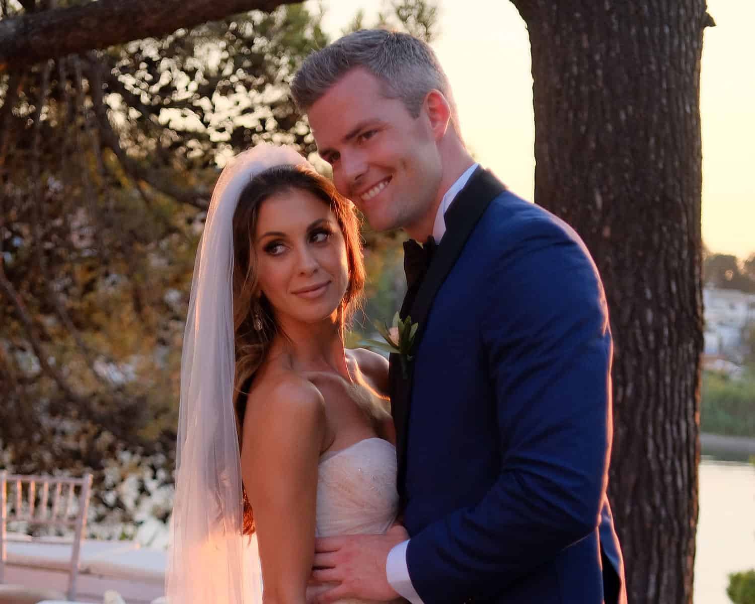 Emilia Bechrakis & Ryan Serhant's fairytale wedding in Corfu 129