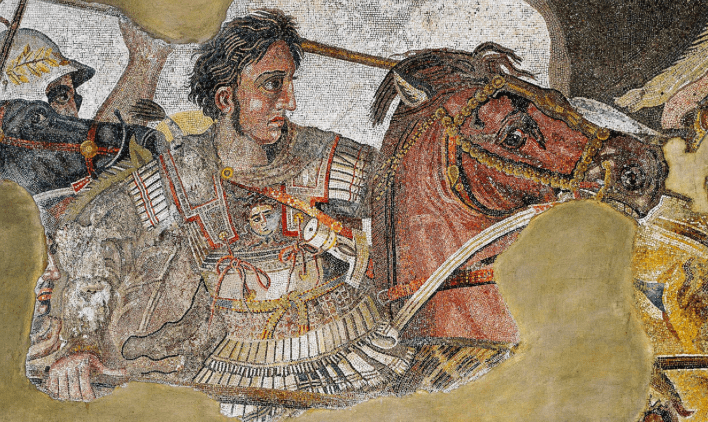 On this Day in 356 BC Alexander the Great was born 35