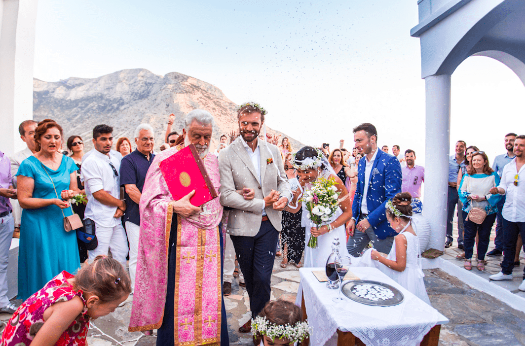 Spectacular Greek wedding in Sifnos 109