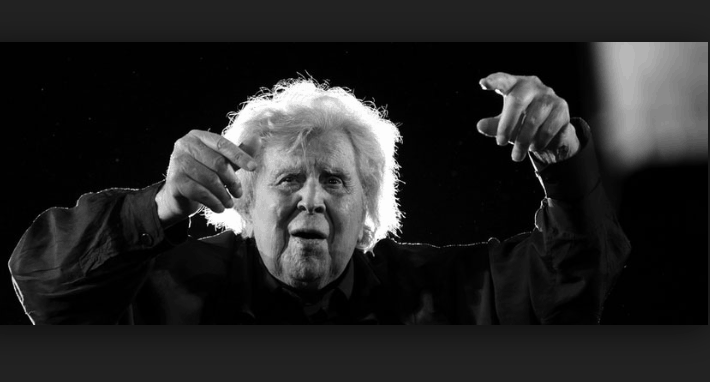 On this day in 1925, Mikis Theodorakis is Born 6