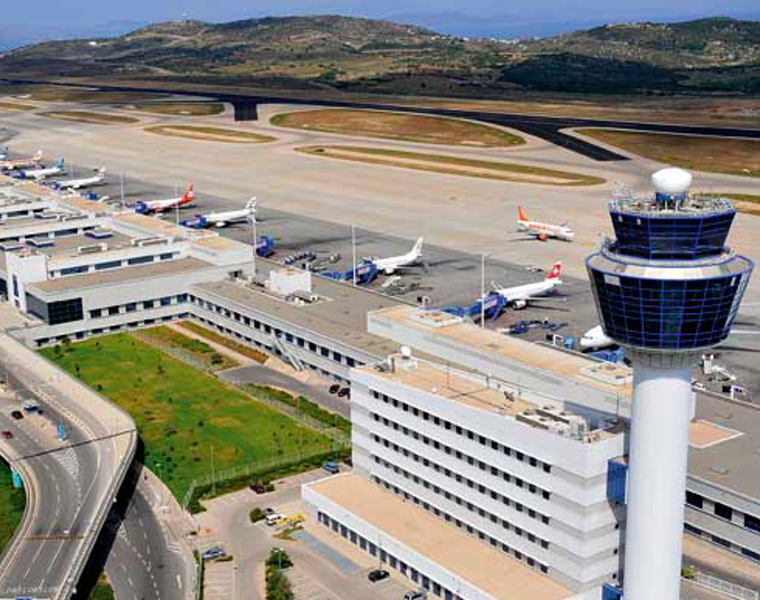 Athens Airport receives Top Honour for Efficiency & Cost 8