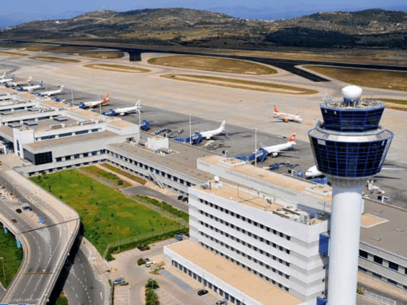 Athens Airport receives Top Honour for Efficiency & Cost 1