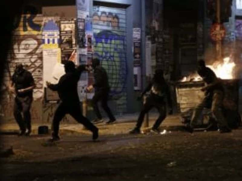 Tsipras hands Athens over to anarchists:Opposition Leader 15