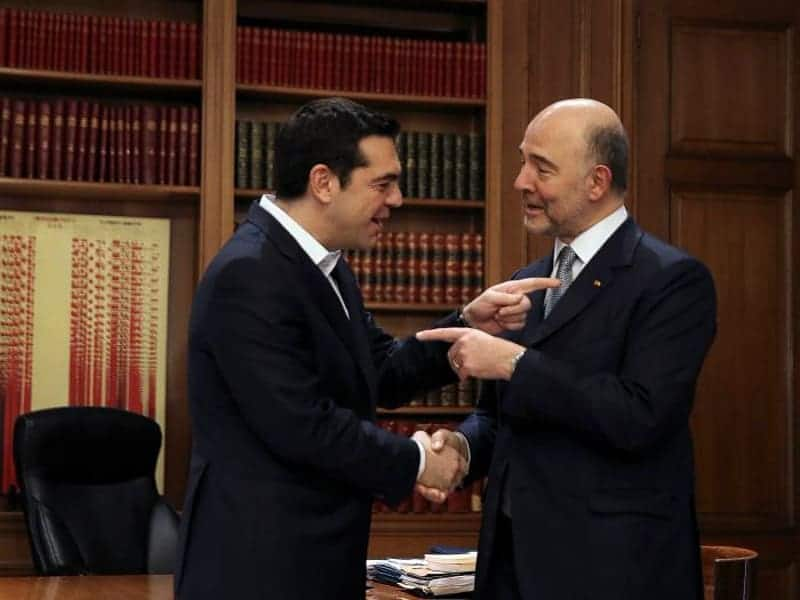 Greek PM says Greece is finally exiting the crisis 7