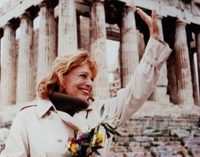 On this day July 29, 1982: Melina Mercouri tells the world Parthenon Marbles must return to Greece 18