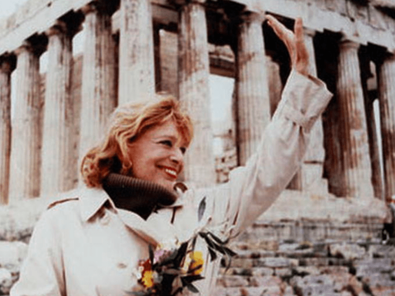 On this day July 29, 1982: Melina Mercouri tells the world Parthenon Marbles must return to Greece 19