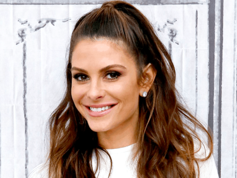 Maria Menounos recovering from brain tumour surgery 25