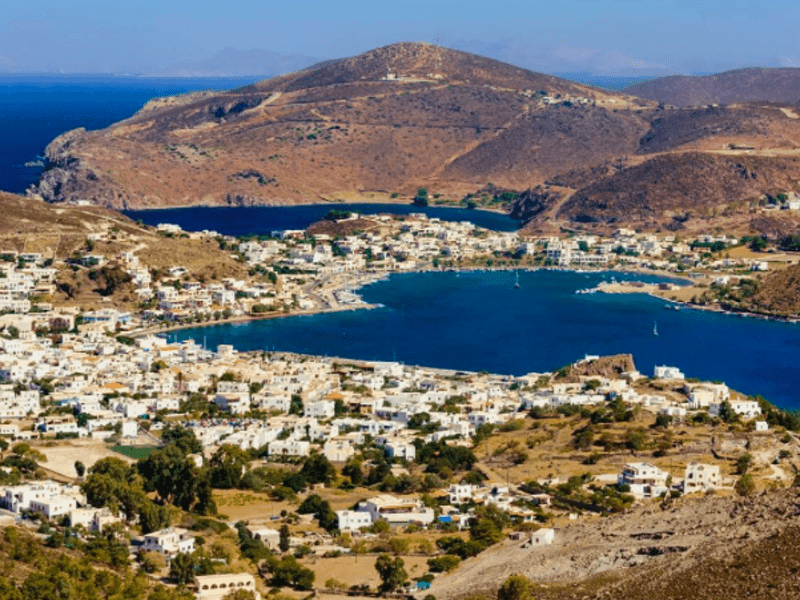 Two Greek islands achieve 'independence' 31