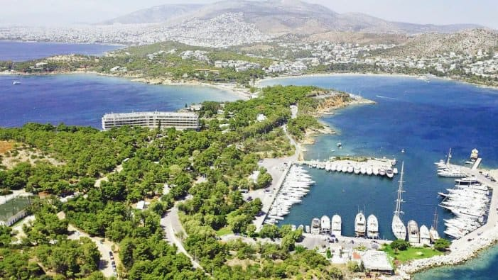 Athenian Riviera set to become one of Europe's finest destinations 7