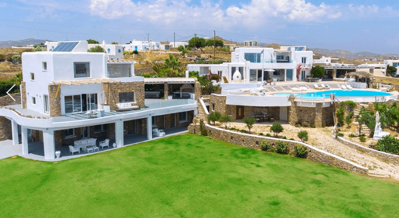 Greece's most expensive home up for sale at 23 million euro 59