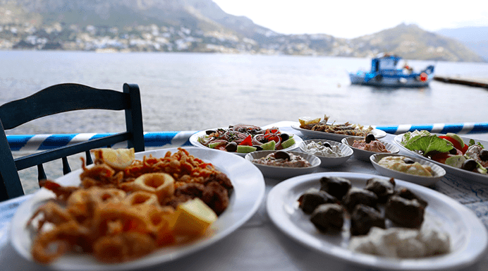 Six Superb Greek Islands for Foodies 2021 11