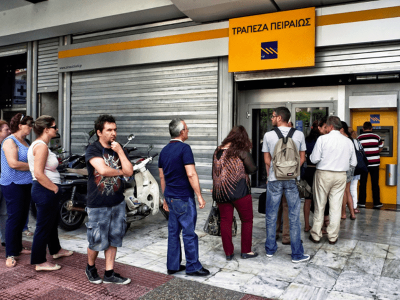 Greeks to be given more access to their money 6