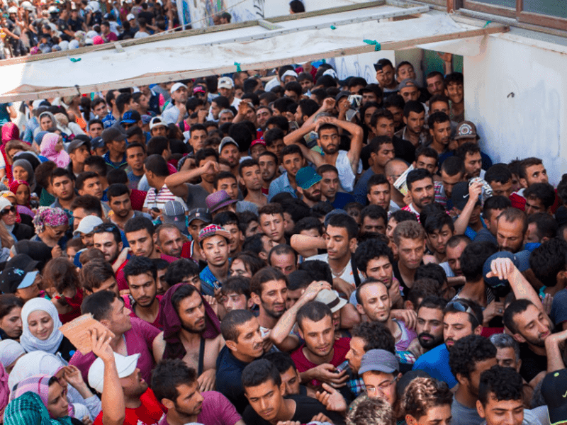 Refugee crisis needs to be shared by all EU countries: Avramopoulos 3