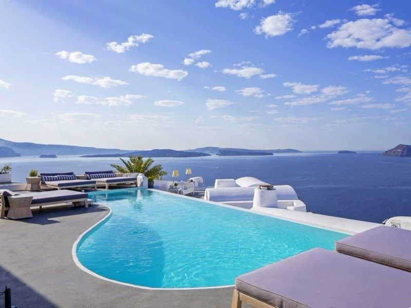 Katikies hotel voted best in Greece & amongst the world 13