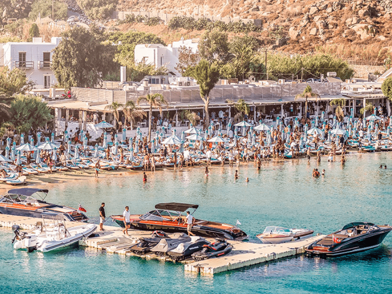 Mykonos hotspot Nammos loses its beach contract 20