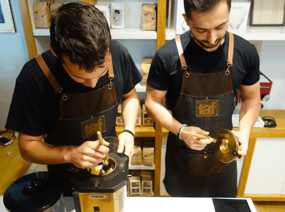 Gourmet coffee in the heart of Athens 9