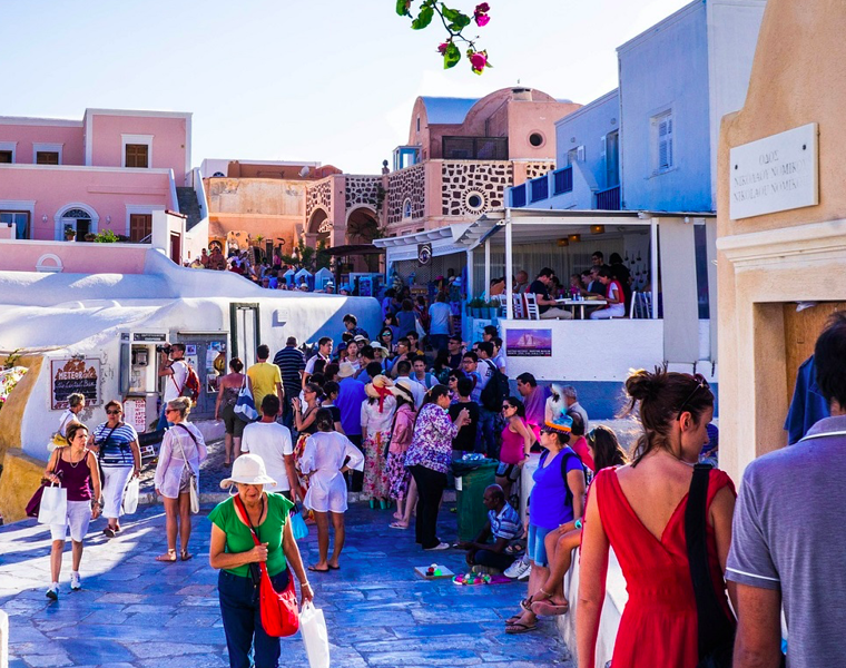 Tourism to Greece will be triple the population as 35 million expected in 2020 3