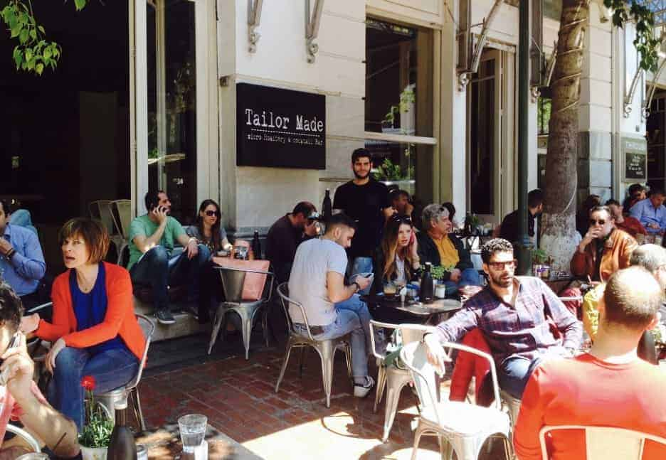 Gourmet coffee in the heart of Athens 26