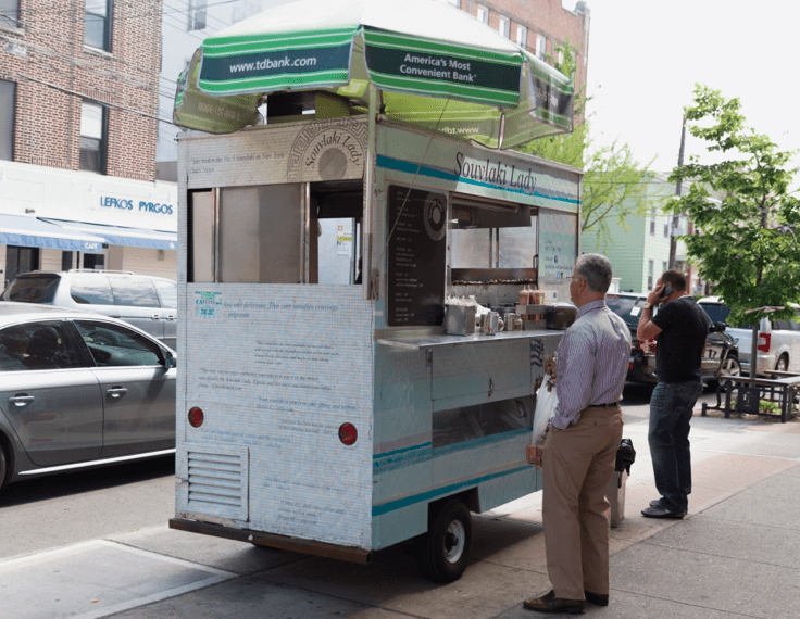 Astoria's Souvlaki Lady, serving New Yorkers Greek Street Food for 30 years 4