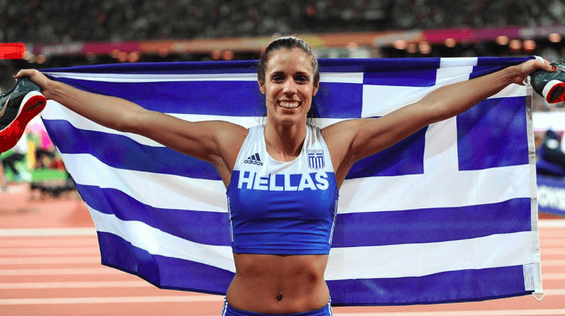 Katerina Stefanidi named 'European Female Athlete of the Year' 11