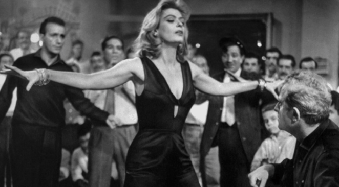 October 18, 1920 Melina Mercouri was born 3