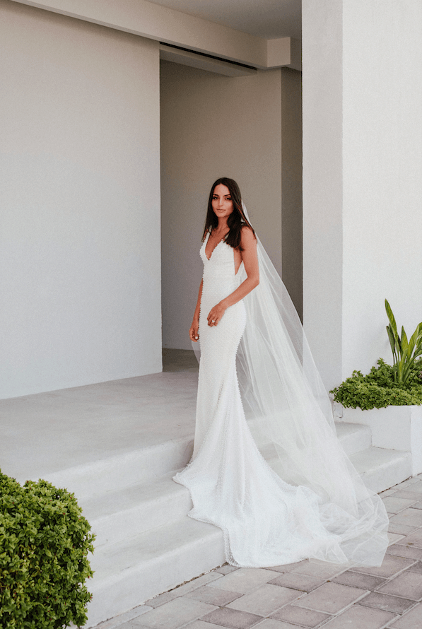 Paulina and Anastasi's stunning Greek island wedding 10