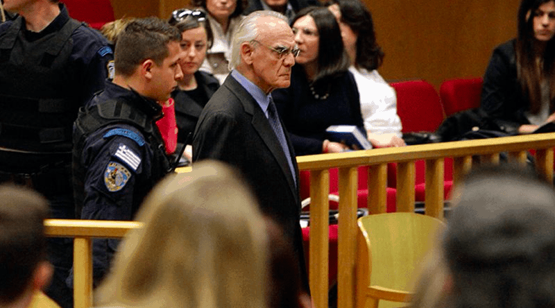 Unanimous guilty verdict for former Greek Minister 15