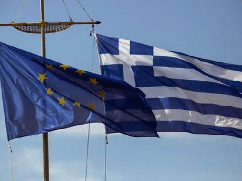 European Central Bank makes 7.8 billion euro from Greece's financial crisis 18