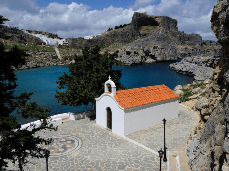 Greek Orthodox church in Lindos bans foreign weddings after lewd act 13