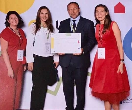 Greek city of Piraeus awarded for Blue Growth Initiative 4