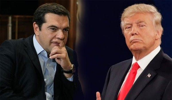 Trump invites Greek PM to White House to discuss terrorism, security and immigration 11