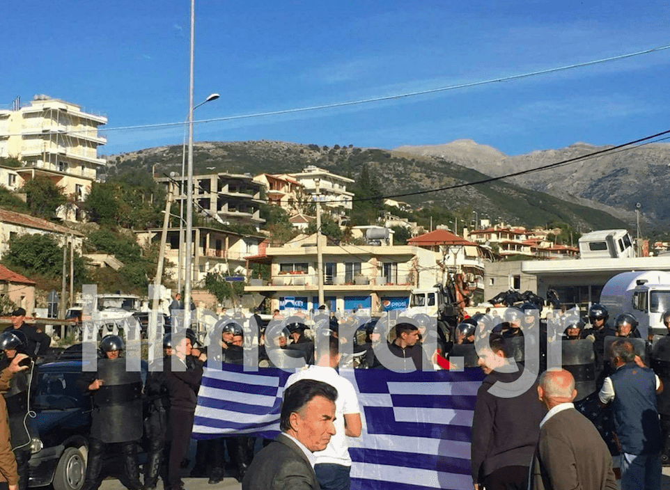 Albanian authorities demolish Greek properties in Himara 16