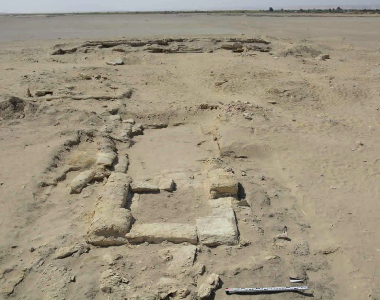 Ancient Greek Gymnasium Discovered in Egypt 3