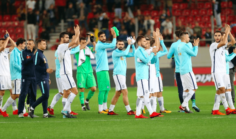 The Ethniki bows out of World Cup 2018 33