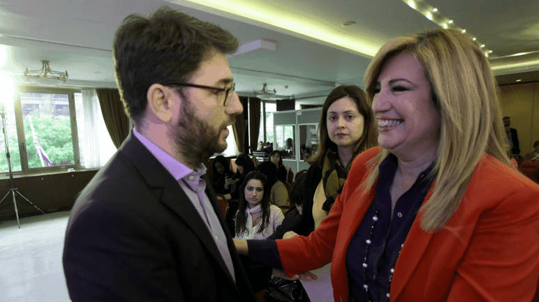 Gennimata leading the race for Leadership of new Centre-Left Party 3